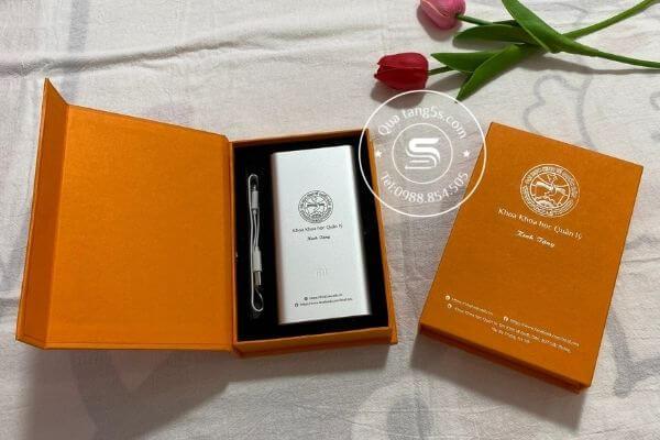 Pin Sạc Dự Phòng Xiaomi Gen 3 Hàng Chính Hãng